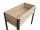 Hochbeet Terrasse Kräuterbeet - Rustikale Optik