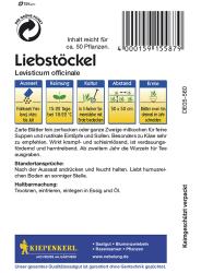 Liebstöckel (Maggikraut), Kiepenkerl