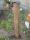 Wildbienenhotel Altholz Wildeiche Stamm Eiche 100cm
