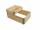 Palettenrahmen Lärchenholz Hochbeet Kräuterbeet 3er Set